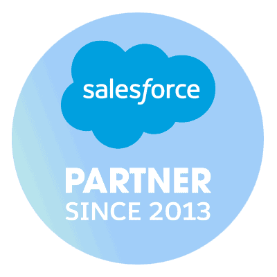 Salesforce Partner since 2013
