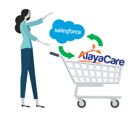 Buy Connector Salesforce to AlayaCare